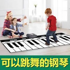 儿童玩具7女孩子3女童益智力5小学生10岁9生日8礼物6周岁12男孩14超大钢琴跳舞毯